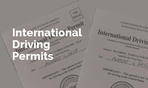 International Driving Permit - Japan | NICONICO Rent a Car