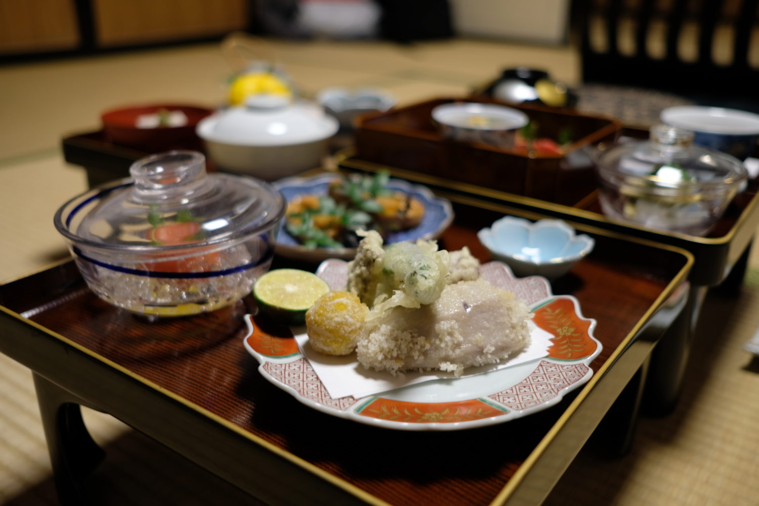 Shojinryori, japanese vegetarian food for monk