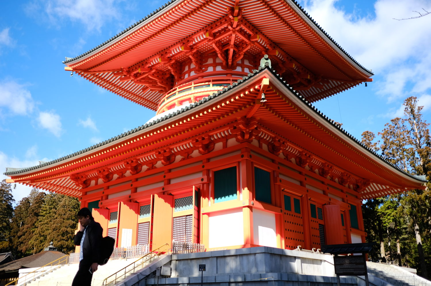temple of koyasan
