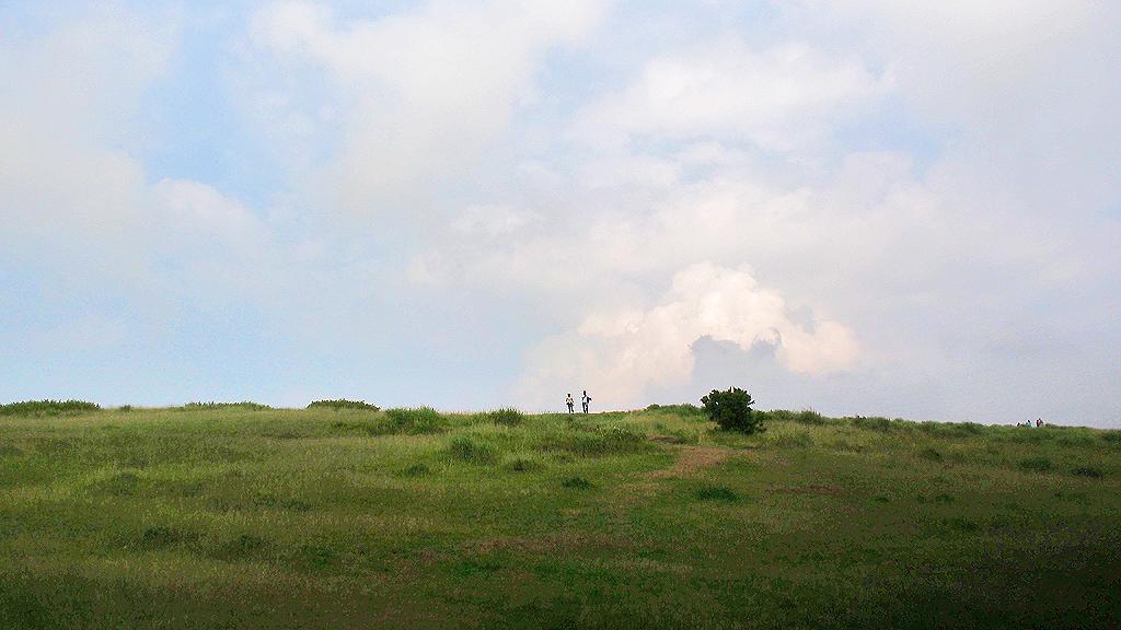 Chisasenri plateau